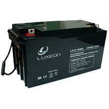 Аккумуляторная батарея Luxeon LX 12-65MG интернет магазин