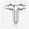 Фильтр Honeywell FF06-1 1/4' AAM интернет магазин