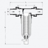 Фильтр Honeywell FF06-1 1/4' AA интернет магазин