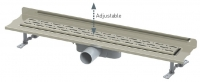 Трап сливной для душа Valtemo Premium Corner Line 80cm