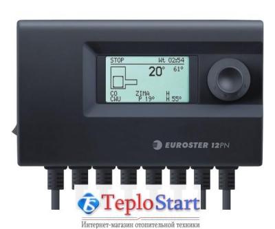 Контроллер твердотопливного котла со шнеком Euroster 12PN интернет магазин