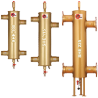Гидрострелка Elterm SHE420 80/200 до 420 квт
