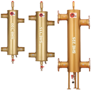 Гидрострелка Elterm SHE420 80/200 до 420 квт интернет магазин