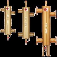 Гидрострелка Elterm SHE225 65/150 до 225 квт.