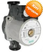Циркуляционный насос Wilo Star-RS 25/40 130 (серый)