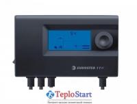 Контроллер твердотопливного котла с вентилятором и насосом Ц.О. Euroster 11W