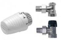 Термостатический комплект подключения радиаторов Honeywell VTL320EA15 угловой