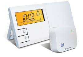 Терморегулятор недельный беспроводной программируемый SALUS 091FLRF  интернет магазин