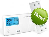 Радиоуправляемий терморегулятор Auraton 2030 RTH интернет магазин