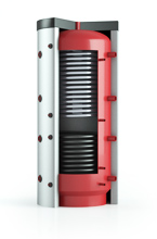 Теплоаккумулятор ВТА « Теплобак» ВТА-4 (стандарт) 1000 без изоляции интернет магазин
